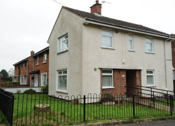 Thumbnail 2 bed flat for sale in Clarawood Park, Clarawood, Belfast