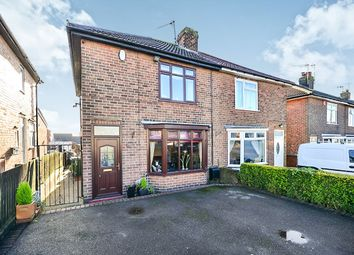 Thumbnail 3 bed semi-detached house for sale in New Street, Swanwick, Alfreton