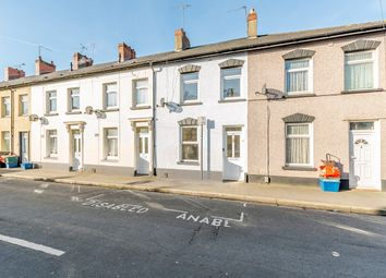 Thumbnail 3 bed terraced house for sale in Bishop Street, Newport