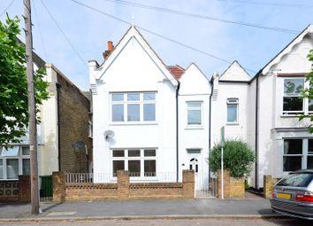 Thumbnail 4 bedroom terraced house to rent in Ethelbert Road, Wimbledon, London