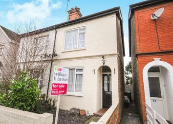 Thumbnail 3 bed semi-detached house for sale in Waterhouse Street, Chelmsford