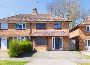 Thumbnail 3 bed semi-detached house for sale in Hunters Ride, Bricket Wood, St. Albans