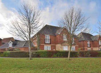 Thumbnail 5 bed detached house for sale in Vernier Crescent, Medbourne, Milton Keynes