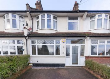 Thumbnail 4 bedroom terraced house for sale in Lynwood Gardens, Waddon, Croydon