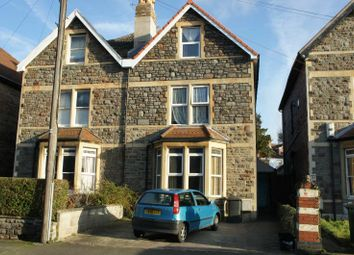 Thumbnail 6 bed semi-detached house to rent in Brynland Avenue, Bishopston, Bristol