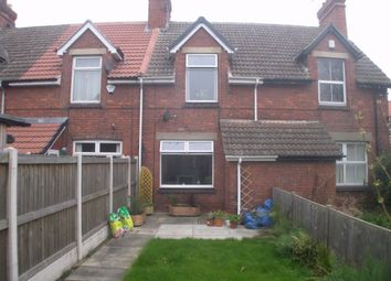 Thumbnail 2 bed terraced house to rent in St. Lawrences Terrace, Adwick-Le-Street, Doncaster