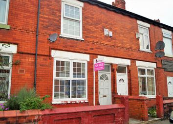 Thumbnail 2 bed terraced house for sale in Cuthbert Avenue, Manchester