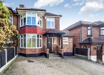 Thumbnail 4 bed semi-detached house for sale in Hill, Epping, Essex