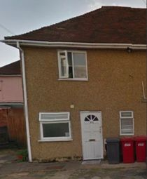 Thumbnail 3 bedroom maisonette to rent in Shackleton Road, Slough