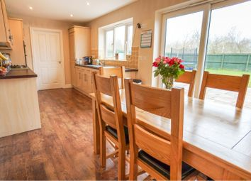 Thumbnail 4 bed detached house for sale in Edenside, Carlisle