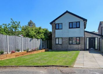 Thumbnail 4 bedroom detached house for sale in Lower Croft, Whitefield, Manchester
