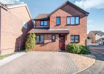 Thumbnail 4 bedroom detached house for sale in Castledean, Bournemouth, Dorset