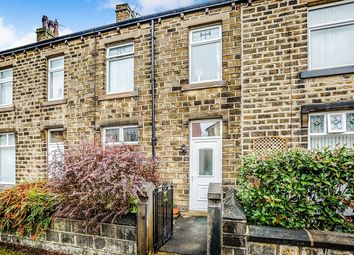 Thumbnail 3 bedroom terraced house for sale in Taylor Street, Golcar, Huddersfield