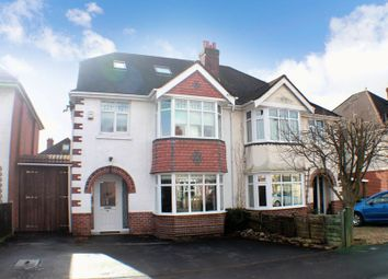Thumbnail 4 bedroom semi-detached house for sale in Swift Road, Southampton
