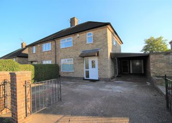 Thumbnail 3 bed semi-detached house to rent in Bramber Grove, Clifton, Nottingham