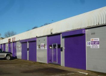 Thumbnail Light industrial to let in Unit 16, Craven Court, Mill Lane, Winwick Quay, Warrington, Cheshire