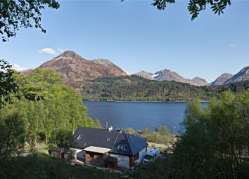 Thumbnail 3 bed detached house for sale in North Ballachulish, Onich, Fort William, Inverness-Shire