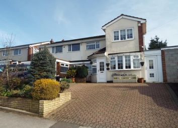 Thumbnail 4 bed semi-detached house for sale in Hundred Acre Road, Streetly, Sutton Coldfield, West Midlands