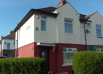 Thumbnail 3 bed semi-detached house to rent in Wakefield Crescent, Dewsbury