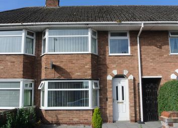 Thumbnail 3 bed terraced house for sale in Crofton Avenue, Bispham, Blackpool