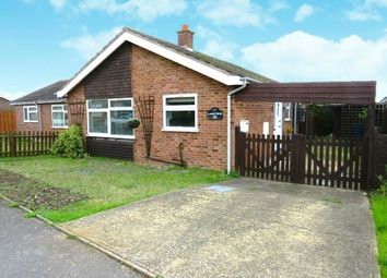 Thumbnail 2 bed bungalow to rent in Covey Way, Lakenheath, Brandon