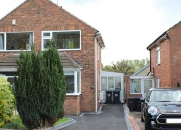 Thumbnail 2 bed semi-detached house for sale in Ashworth Road, Great Barr, Birmingham