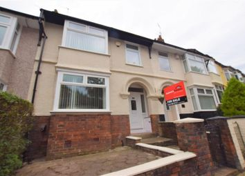 3 bed terraced house for sale in Albany Road, Tranmere, Birkenhead CH42