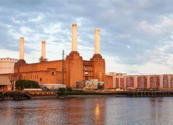Thumbnail 2 bed property for sale in Battersea Power Station, London