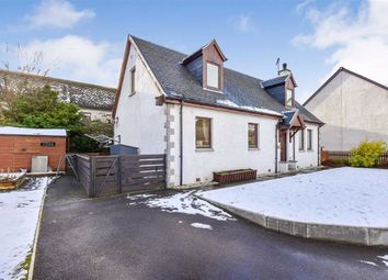 Thumbnail 4 bed detached house for sale in Inverallan Court, Grantown-On-Spey