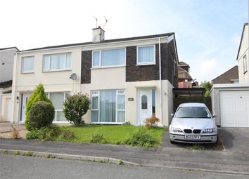 Thumbnail 3 bedroom semi-detached house for sale in Beaumaris Road, Plymouth
