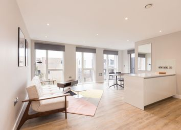 Thumbnail 3 bed flat to rent in 5 Martel Place, Dalston