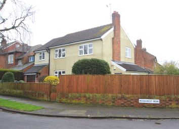Thumbnail 4 bed detached house for sale in Woodcrest Road, Darlington
