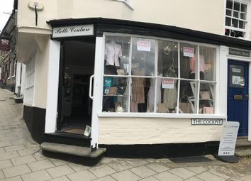 Thumbnail Retail premises for sale in Market Hill, Saffron Walden
