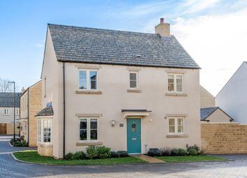 Thumbnail 3 bed detached house for sale in De Borg Close, Tetbury