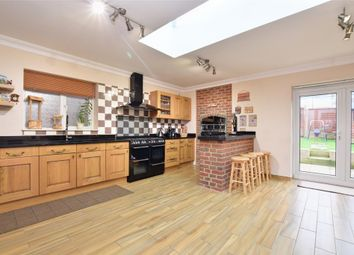 Thumbnail 3 bed end terrace house for sale in Rother Crescent, Gossops Green, Crawley, West Sussex