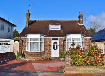 Thumbnail 3 bed detached bungalow for sale in Old Farm Avenue, Sidcup, Kent