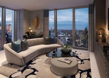 Thumbnail 3 bed flat for sale in Jacquard Tower, The Silk District