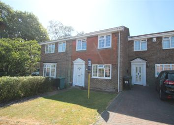 Thumbnail 3 bed terraced house for sale in Timbertops, Chatham, Kent