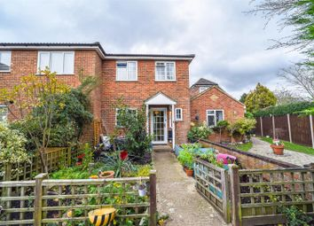 Thumbnail 4 bed terraced house for sale in Sampson Court, Linden Way, Shepperton