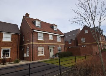 Thumbnail 5 bed detached house for sale in Swift Way, Wixams, Bedford