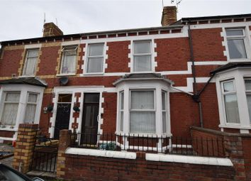 Thumbnail 2 bed terraced house for sale in Woodlands Road, Barry