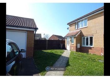 Thumbnail 3 bed semi-detached house to rent in Beaufort Close, Lee-On-The-Solent