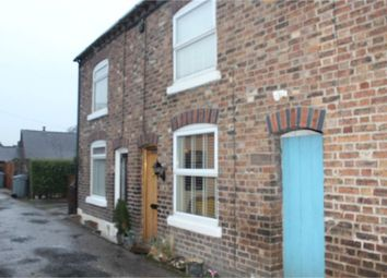 Thumbnail 2 bedroom terraced house for sale in Belvedere Terrace, Rode Heath, Stoke-On-Trent, Cheshire