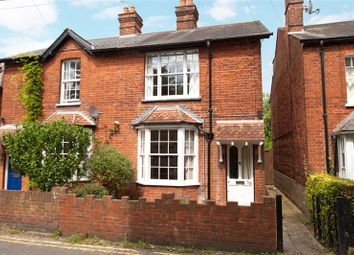 Thumbnail 2 bed semi-detached house to rent in Crown Road, Marlow, Buckinghamshire