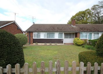 Thumbnail 3 bed semi-detached bungalow for sale in Mendip Drive, Rushmere St Andrew, Ipswich, Suffolk