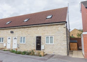 Thumbnail 2 bed end terrace house to rent in Palace Gate, Irthlingborough, Wellingborough