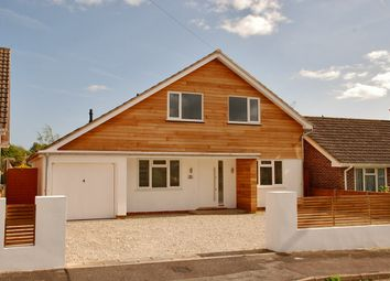 Thumbnail 5 bed property for sale in Clausen Way, Pennington, Lymington