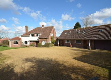 Thumbnail 6 bed detached house for sale in Station Road, Little Massingham, King's Lynn