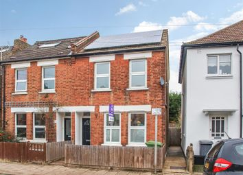 3 bed semi-detached house for sale in Bromley Crescent, Shortlands, Bromley BR2