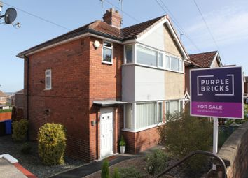Thumbnail 2 bed semi-detached house for sale in Newlands Grove, Sheffield